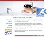Bild Webseite  Neubrandenburg