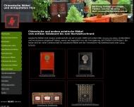 Bild Chinesische Möbel und Antiquitäten Flüs