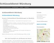 Website Schlüsseldienst Würzburg Plattek