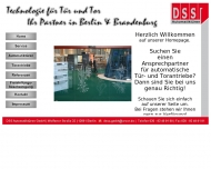 Bild DSS - Automatiktüren GmbH