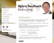 Bild Rechtsanwalt Björn Seelbach