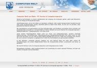 Bild Computer Welt am Rhein - PC Service & Computerreparatur