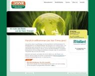 Website Janz Alfred Inh. Udo Falkner