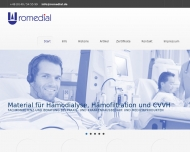 Bild Romedial Dialyse- und Krankenhausbedarf Handelsgesellschaft mbH
