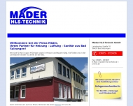 Bild Mäder HLS-Technik GmbH