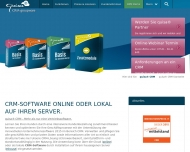 Bild Webseite enerpy Konstanz