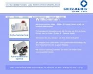 Bild Giller-Kähler E-Technik GmbH