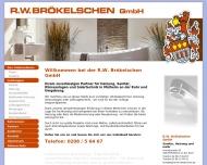 Bild R.W. Brökelschen GmbH Sanitär- und Heizungsbau