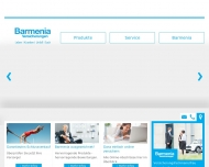 Website Barmenia Versicherungen - Kerstin Specht