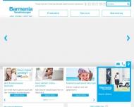 Website Barmenia Versicherungen - Haris Aletic