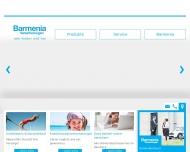 Website Barmenia Versicherungen - Manuel Schüler