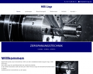 Website Linge, Willi Inh. Thomas Linge e. Kfm. Metallverarbeitung