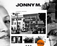 Website JONNY M. Club Bahnhof