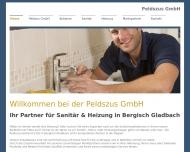 Bild Peldszus Sanitär- und Heizungs GmbH