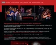 Bild Webseite Zombie-SWAT Köln