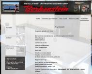 Bild Webseite  Witten