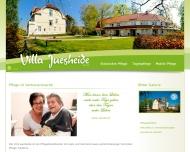 Bild Villa Juesheide Gesellschaft mit beschränkter Haftung Alten- und Pflegeheime