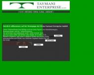Website Taymani Enterprise