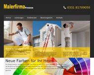Bild Maler Potsdam - PMP GmbH