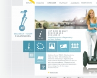 Bild Segway Tour Regensburg - SEG TOUR GmbH