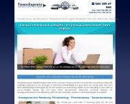 Bild Town Express - Möbeltransporte & Umzüge