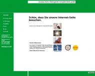 Bild Webseite  Donaueschingen