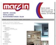 Bild Webseite Martin Eigeltingen