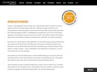 Website Onworks Werbeagentur