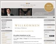 Bild Webseite  Sinsheim