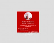Bild Webseite Heinz Holfelder Sanitär-Technik Nürnberg