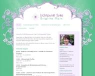 Bild Webseite  Syke