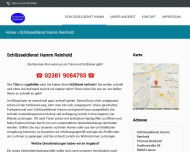 Website Schlüsseldienst Hamm Reinhold