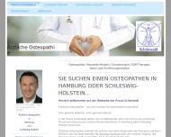 Bild Ärztliche Osteopathie Martin Schönwald