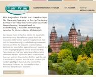 Bild Webseite  Aschaffenburg