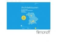 Bild Webseite Viktor Filimonow Architekt München