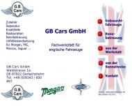 Bild Webseite G.B. - Cars Oldtimer-Klinik Bad Mergentheim