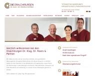 Bild Die Oralchirurgen - Dr. Klug, Dr. Roers & Partner