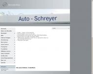 Bild Webseite Auto-Schreyer Dresden Dresden