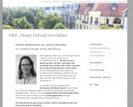 Website MMI Margit Mahdal Immobilien