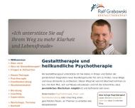 Bild Ralf Grabowski - Psychotherapie, Beratung, Supervision