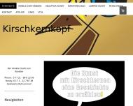 Website Kirschkernkopf