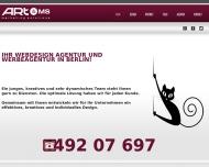 Website ARt Studio Marketing Solutions