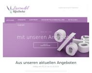 Website Lavendel Apotheke