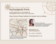 Bild Psychologische Praxis Dipl.-Psych. Sarah Zessin - Verkehrspsychologie & Therapie