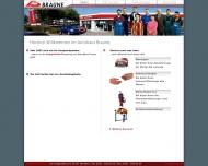 Bild Webseite Braune Wolf-Dieter Kia- u. Lada-Autohaus Dresden