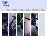 Bild Webseite Fischer Patrick Autohaus Autoreparaturen Dresden