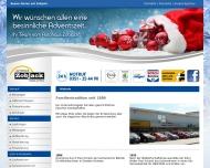 Website Autohaus Zobjack Pirna