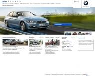 Bild Webseite Autohaus Melkus Dresden