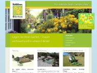 Website Eskildsen Gartenbau