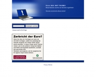 Bild Webseite  Saalfeld/Saale